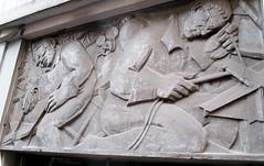 Soudeurs en sculpture, Institut de soudure, Bd de la Chapelle (Jeanne Menjoulet) Tags: sculpture paris18e soudure ruephilippedegirard bddelachapelle soudeurs institutdesoudure