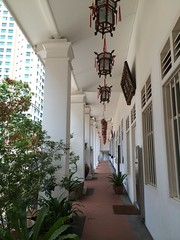 Shophouses on Kim Yam Road