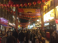 Gerrard Street China Town (London 2015) (paularps) Tags: travel england london football europa europe soccer culture hoian hanoi hue saigon hochiminhcity danang engeland londen reizen 2015 stedentrip citytrip arps condao paularps fulhamreading