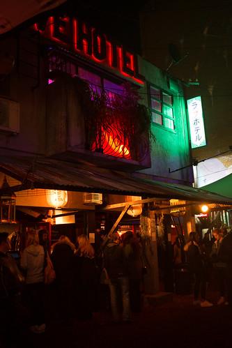 Tokyo Nights @ Shoreditch ©  Still ePsiLoN