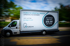 Puregym (TrevKerr) Tags: advertising billboard advertisingcampaign advan advertisingmedia advertisingvan nikonsb900 nikond7000