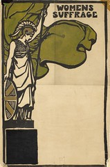 Suffrage campaigning: Woman Suffrage1907-1913