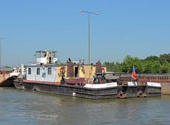 Vera 1 (32105131) (Parchimer) Tags: towboat pushboat binnenschiff scharnebeck elbeseitenkanal duwboot pousseur schubboot pchacz spintore empurradorfluvial tolómotorhajó
