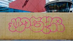 Den Haag Graffiti (Akbar Sim) Tags: holland netherlands graffiti nederland denhaag thehague agga akbarsimonse akbarsim