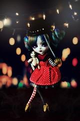 The freak show !! (Dekki) Tags: fashion project asian doll eyelashes planning aurora groove pullip jun steampunk junplanning euryale rewigged rechipped