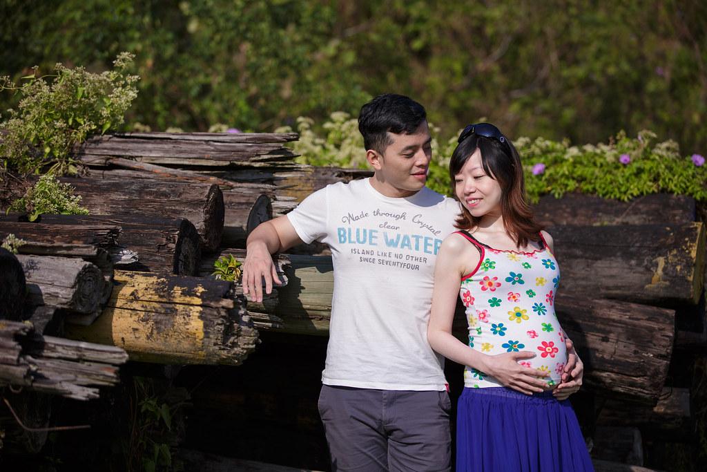 孕婦寫真,孕婦攝影,樹林孕婦,芒草孕婦,草原孕婦,Ajax&Far106