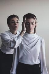 161/365 (Furcifer07) Tags: two portrait film self canon twins spirit mark iii surreal portraiture soul 5d conceptual sense conscience subconscious conceptural lorenschmidt