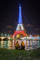 Just enjoying life in Paris