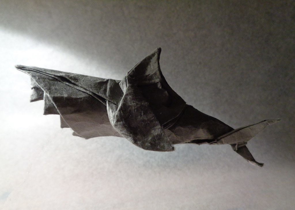 The Worlds Most Recently Posted Photos Of Origami And Shark