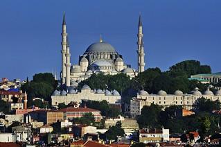 Süleymaniye Complex Istanbul Seven Hills