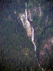 Twin Cascade (Dru!) Tags: canada forest waterfall bc britishcolumbia cascades yale frasercanyon northcascades mtlincoln lynky