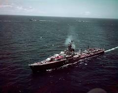 HMCS Huron I (DRGorham) Tags: destroyer hmcs rcn royalcanadiannavy