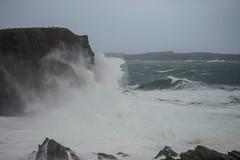 Spray Day (DSC_6896) (AngusInShetland) Tags: scotland gale spray shetland galeforce roughweather levenwick gunstie