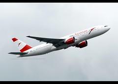 Boeing | 777-2Z9/ER | Austrian Airlines | OE-LPD | Hong Kong | HKG | VHHH (Christian Junker | Photography) Tags: nikon nikkor d800 d800e dslr 70200mm teleconverter plane aircraft boeing b7772z9er b777200er b772er b777 b772 b77e austrianairlines myaustrian os aua austrian os068 aua068 austrian068 oelpd staralliance widebody heavy triple7 spiritofaustria departure takeoff 07r airline airport aviation planespotting 35960 607 35960607 hongkonginternationalairport cheklapkok vhhh hkg clk hkia hongkong sar china asia christianjunker cc lantau flickraward flickrtravelaward hongkongphotos superflickers worldtrekker zensational myaustrianmoment servus storm typhoon haima typhoonhaima