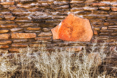Stones and Grass (Daniela 59) Tags: wall wallwednesday stone stonework stonewall grass old daanviljoengamepark danielaruppel