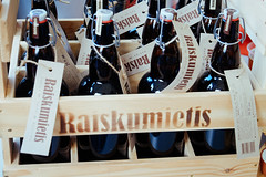 Salone del Gusto 2016: Lithuanian craft beer (stijn) Tags: beer salonedelgusto drink food turin lithuania salonedegusto2016 torino parcodelvalentino europe terramadre slowfood salonedelgusto2016