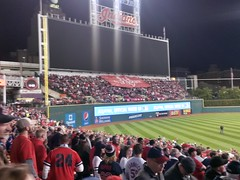 20161014_202022_Richtone(HDR) (reddawg5357) Tags: progressivefield clevelandindians cleveland clevelandohio chiefwahoo alcs indians tribetown tribetime mlb baseball bluejays