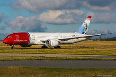 [CDG] Norwegian Boeing 787-8 Dreamliner _ LN-LNH (thibou1) Tags: thierrybourgain cdg lfpg spotting aircraft airplane nikon d7100 tamron sigma norwegian boeing boeing787 b787 b7878 dreamliner lnlnh hcandersen danish