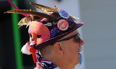 Faces at the Swanage Folk Festival - Dorest  (38) (Richard Collier - Wildlife and Travel Photography) Tags: dorset swanage swanagefolkfestival people morrisdancers