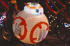 Photo of Rudys slightly squashed BB-8