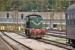 SZ 643 042Maribor (eddespan (Edwin)) Tags: maribor trein train zug station bahnhof gare sloveni