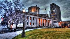 Ohio State Capitol (TDotson) Tags: hss sliderssunday sundaysliders happysliderssunday