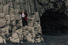 Carrie & Riz (carrie.l.hall) Tags: frostogfuni pinkiceland reynisfjara seljalandsfoss southcoast iceland vik skogafoss wedding