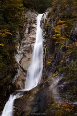 Minamishoujiga Falls (Masayuki Nozaki) Tags: falls waterfall landscape alps japan ngc   autumn