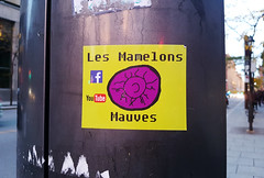 Les Mamelons Mauves (Exile on Ontario St) Tags: sticker montreal les mamelons mauves humour comdiens gatineau absurde absurd comedian comedians humor humoristes humoriste groupe jaune yellow collant autocollant lesmamelonsmauves mamelon youtube nipple nipples dessin drawing weird purple mauve violet stickers collants logo facebook illustration oldmontreal vieuxmontral cartoon comics srieweb webseries