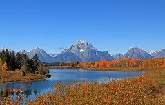 Mount Moran and Snake River (zgrial) Tags: mountmoran snakeriver nationalpark wyoming usa fall autumn landscape grandteton oxbowbend zgrial
