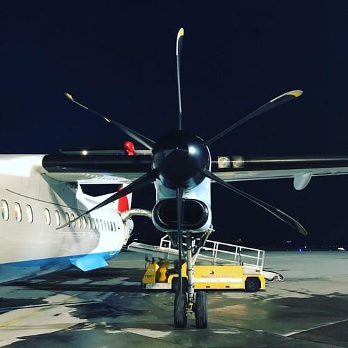 #airplane #austrianairlines #graz #austria