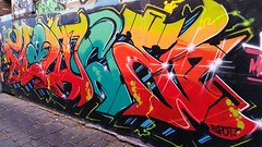 Malice... (colourourcity) Tags: streetartaustralia graffitimelbourne graffiti melbourne streetart streetartmelbourne burncity awesome colourourcity colourourcitymelbourne malice tsf