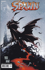 Spawn 34 (micky the pixel) Tags: comics comic horror heft imagecomics infinityverlag toddmcfarlane gregcapulla spawn