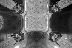 Vaults and columns (foliosus) Tags: architecture canonefs1022mmf3545usm