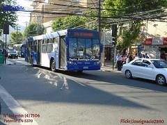 U2 Subus Chile.- (Pepito_Busologia Chilena_) Tags: induscar caio mondego l