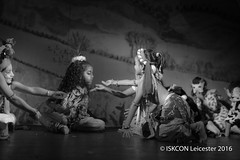 Janmashtami_250816_IMG_3114 (iskcon leicester) Tags: radhamadhava radha madhava srila prabhupada august 2016 janmashtami citycentre festival leicester drama music arts gopidots party birthday krishna hare rama maha mantra meditation bhaktiyoga bhakti