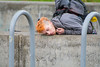 After a Hard night of Rioting. (Omygodtom) Tags: riot people mob gang punks sleeping nikon d7100 nikon70300mmvrlens