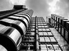 London UK (THE.ARCH) Tags: lloydsbuilding richardrogers london uk greatbritian england blackandwhite bw