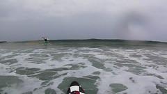 Kayak Surfing (cor_mcg) Tags: kayak kayaks kayaking seakayaking surfing surf megakayaks sea portrush northernireland northcoast ireland ulster water watersport paddling