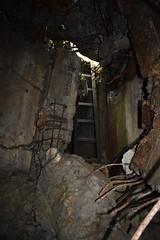 DSC_0915 (PorkkalanParenteesi/YouTube) Tags: hylätty neuvostoliitto bunkkeri kirkkonummi porkkalanparenteesi porkkalanparenteesibunkkeri soviet bunker zif25