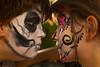 44/52 Fiestas : Halloween vs Dia de los muertos (Nathalie Le Bris) Tags: fiesta halloween díadelosmuertos retrato portrait