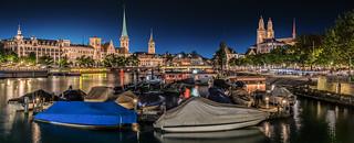 Sleepless Zurich
