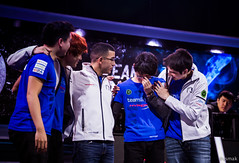 NA LCS Playoffs 2015 (vsmak350) Tags: dominate tl fenix piglet madisonsquaregarden quas esports lcs xpecial teamliquid leagueoflegends nalcs summerplayoffs2015 summersplit2015 nalcsplayoffs2015