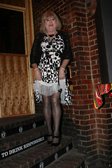 new111735-IMG_6892t (Misscherieamor) Tags: tv feminine cd nightclub tgirl transgender mature sissy tranny transvestite crossdress ts gurl tg travestis prettydress travesti travestie m2f xdresser tgurl lacejacket showingslip