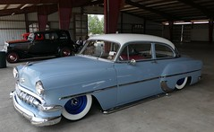 54 Chevy 210 (bballchico) Tags: chevrolet 1954 billetproof chevrolet210 billetproofwashington brockconner