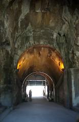 Les Arenes de Nimes: accs a l'arena (Sebasti Giralt) Tags: architecture arquitectura roman amphitheatre romano arena amphitheater arenas nimes volta anfiteatro rom arenes amfiteatre llenguadoc