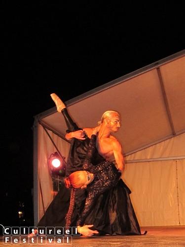 Cultureel Festival Baarn 2015 - Samadhi Dance Company