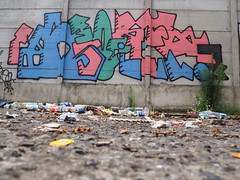 By Horf (vitostreet) Tags: streetart paris france graffiti peinture pal horf parisstreetart vitostreet horfe horph palcrew