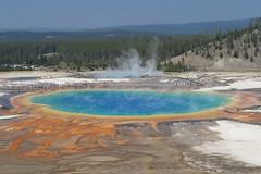 Grand Prismatic Spring, Yellowstone