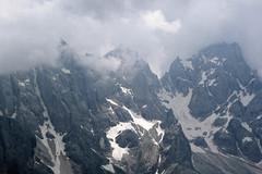 Pale z okolic przełęczy Venegia (zoom)